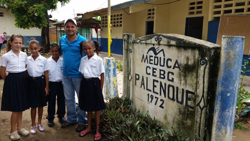 escuela palenque